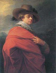 Portret van prins Nikolai Borisovich Yusupov (1751-1831)