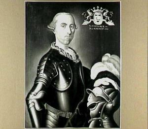 Portret van Ruurd Carel van Camminga