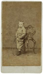 Portret van Petrus Kuipers (1867-1927)