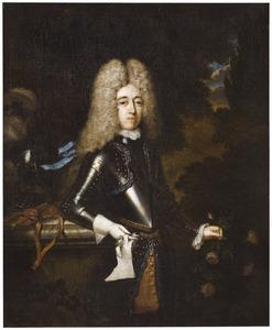 Portret van William North (1673-1734)
