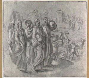 De uittocht uit Egypte (Exodus)