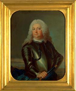 Portret van Theodor Christoffers Ankarcrona (1687-1750)