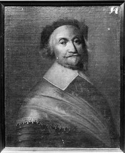 Portret van Gerard van Elst, kapitein in het Noord-Hollands regiment