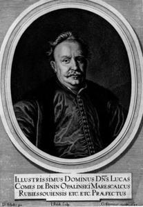 Portret van Łukasz Opaliński (1612–1662)