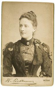 Portret van Elisabeth Jacoba van Lennep (1859-1922)