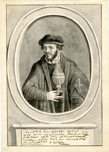 Portret van Cornelis Lambertsz. Opsy (....-1579)
