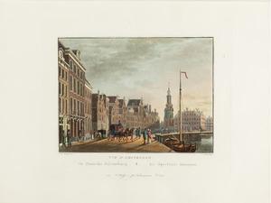 Gezicht op de Franse Schouwburg van Amsterdam