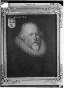 Portret van Willem van Zuylen van Nievelt (1534-1608)
