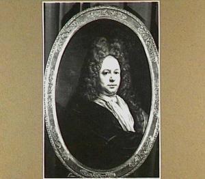Portret van Johan Wichers (1681-1729), echtgenoot van Elisabeth Sophia Trip (1687-1753)