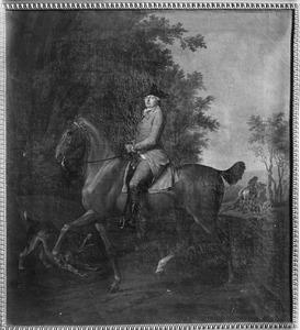 Portret van François Willem Schas (1744-1800)