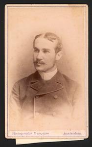 Portret van Jan Eloff