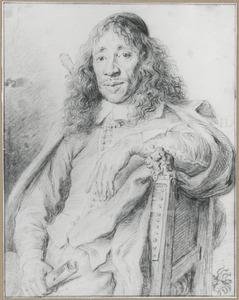 Portret van Jan Vos (c. 1610-1667)