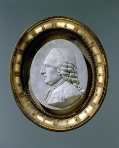 Zelfportret van Petrus Camper (1722-1789)