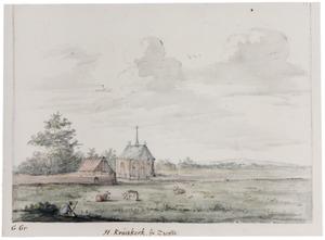 De Heilige Kruiskerk bij Zwolle