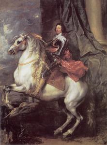 Ruiterportret van François Thomas de Carignan, prins van Savoye (1596-1656), opperbevelhebber en Gouverneur-Generaal van de Spaanse Nederlanden
