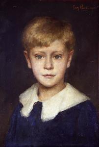 Portret van Reinoud Alexander Verdonck (1921-1952)