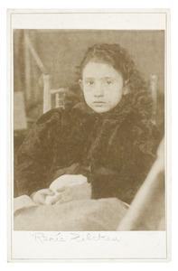 Portret van Renée Hélène Laure Zilcken (1891-1969)