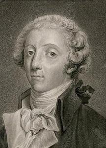 Portret van François Louis Jean-Joseph de Laborde-Méréville (1761-1802)