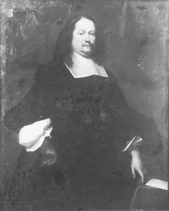 Portret van Wilhelm Nuppenay