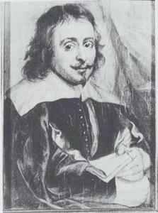 Portret van Balthasar Gerbier d'Ouvilly (....-....)