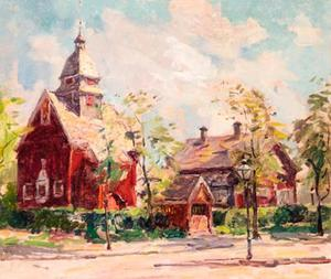 Kerk - St Ives