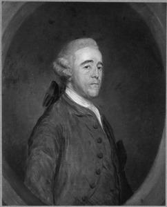 Portret van Albertus Schuyt (1722-1791)