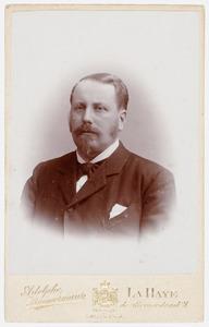 Portret van Cornelis Lely (1854-1929)