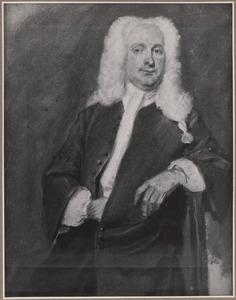 Portret van Theodoor Rogge (1684-1750)