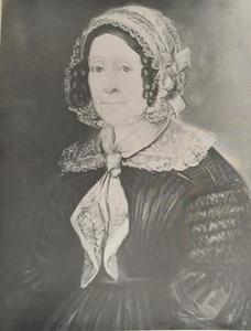 Portret van Geertruid Agnes van Dedem (1774-1858)