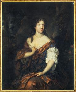 Portret van Maria Susanna Huyssen tot Vossemeer (1659-1730)