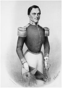 Portret van Cornelius Joannes van Goens (1832-1878)