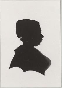 Portret van Marie du Puy
