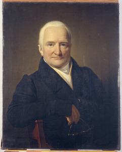 Portret van Cornelis van der Goes (1766-1836)