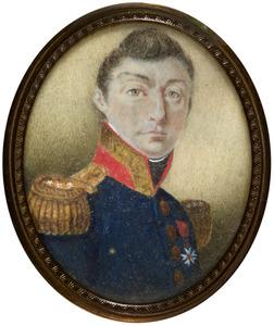 Portret van Adriaan Willem Storm de Grave (1763-1817)