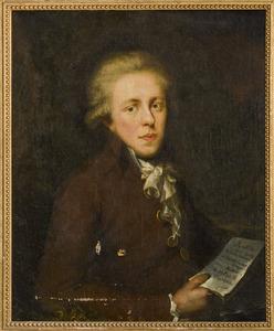 Portret van Fréderic Auguste van Leyden (1768-1821)