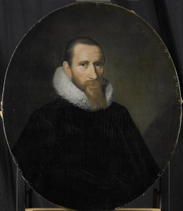 Portret van Joost van Coulster (?-1649)