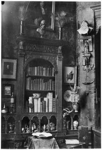Het atelier van Herman van der Weele