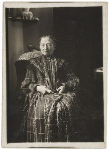 Portret van Susanna Everdina Johanna Bruijns (1826-1923)