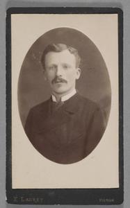 Portret van Theo van Gogh (1871-1891)