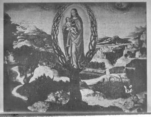 Onze-Lieve-Vrouw van de droge boom