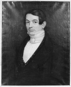 Portret van Theophile Felix Louis Edouard Chambille ( -1857)