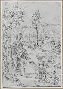 Christus verschijnt aan de H. Maria Magdalena