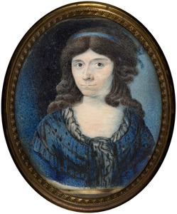 Portret van Maria Cornelia de Laver (1760-1813)