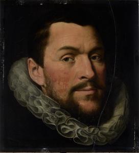 Porttret van een onbekende man