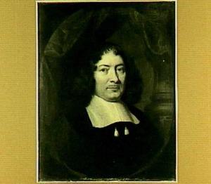 Portret van Franciscus Burman (1628-1679)