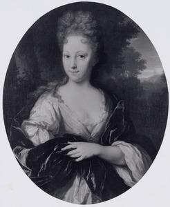 Portret van Anna Elisabeth Versijl (1686-1763)