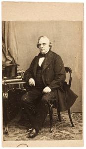 Portret van N.J. Krien