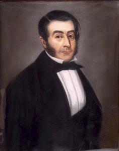 Portret van Aart Verkuyl van Jaarsveld (1817-1887)