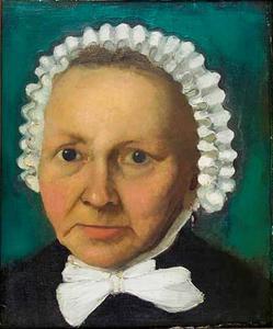 Moeder van de schilder