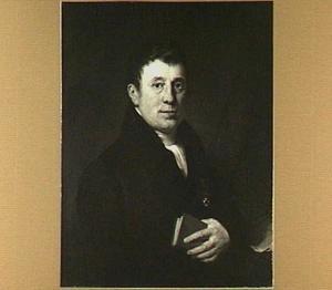 Portret van Hendrik Harmen Klijn (1773-1856), dichter